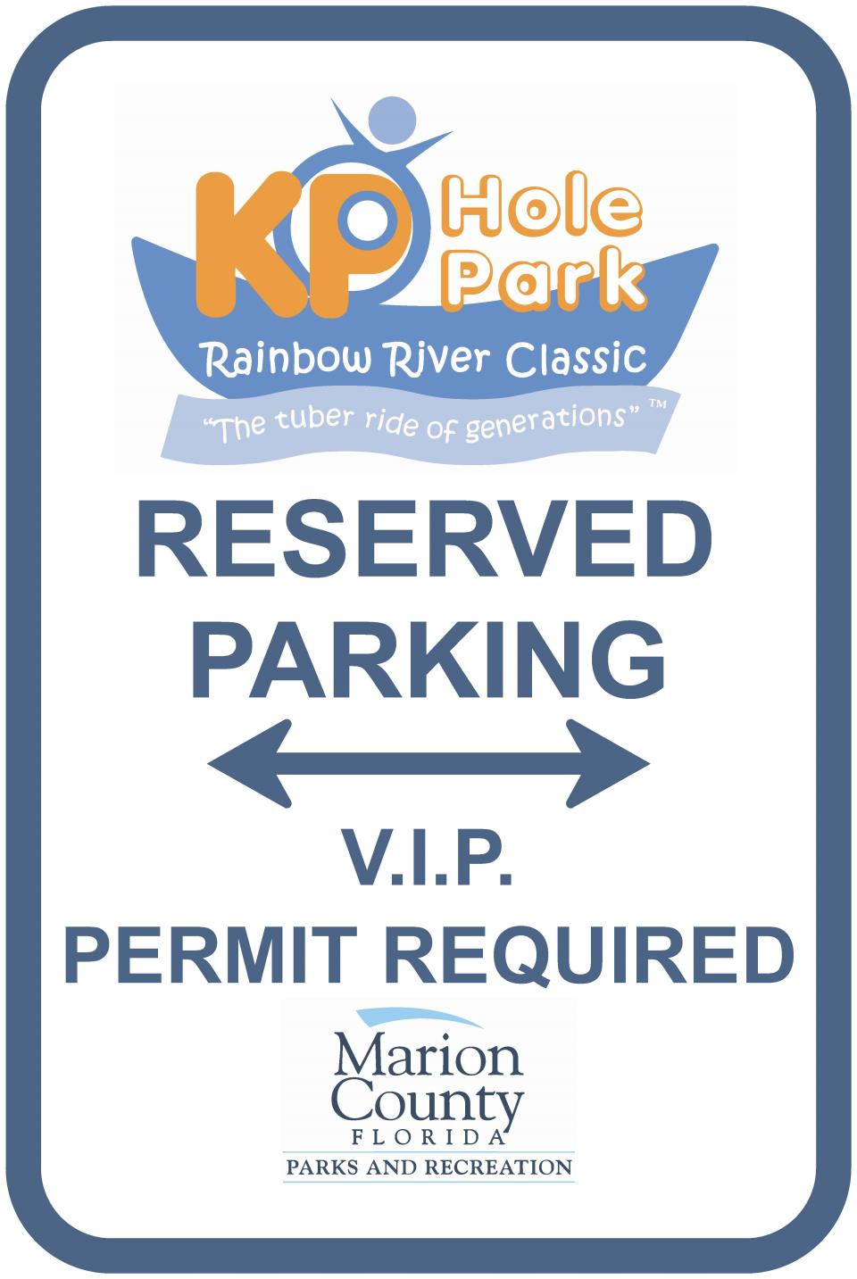KP Hole Reserved Parking_