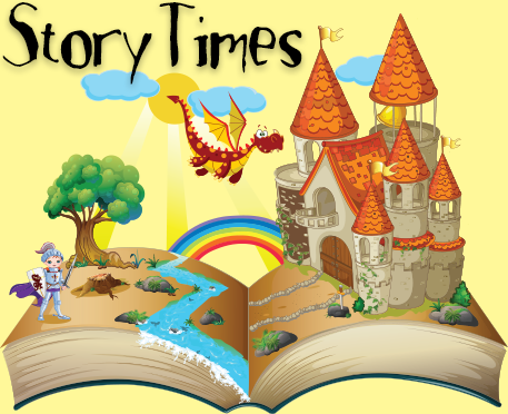 Story times at your library.