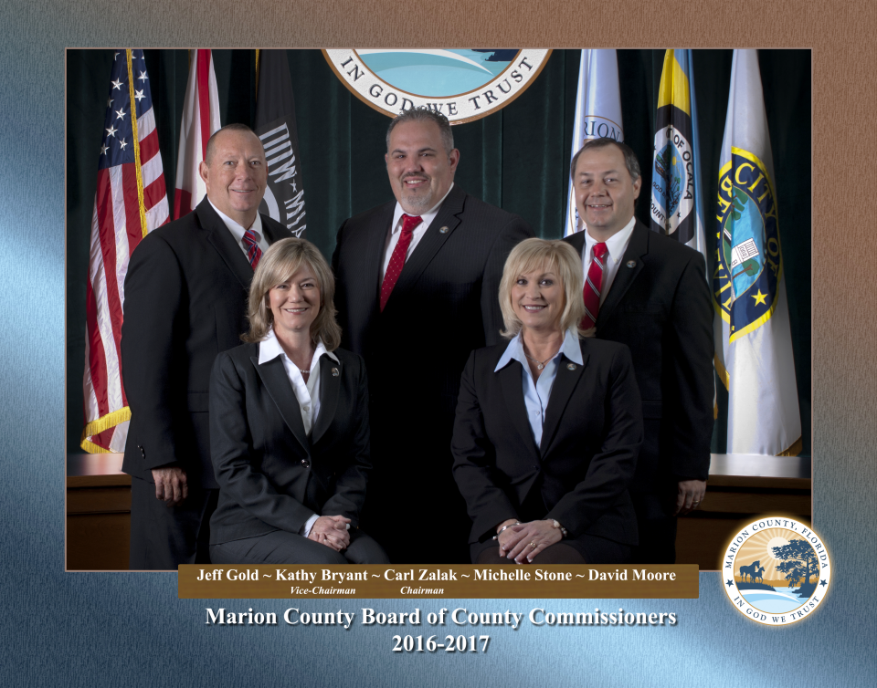 Marion County Board of County Commissioners