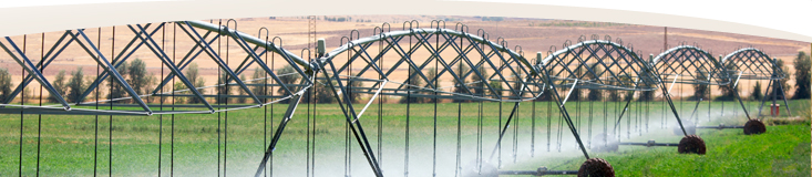 Ext Svc pivot irrigation banner