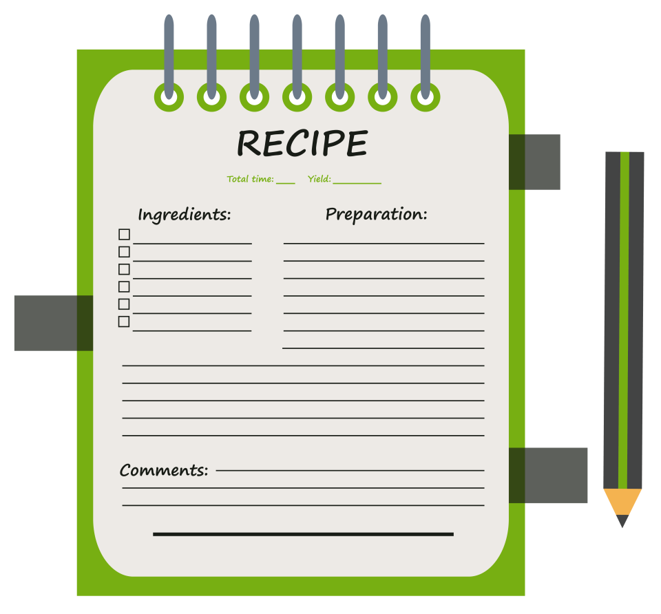 Recipe list green-02