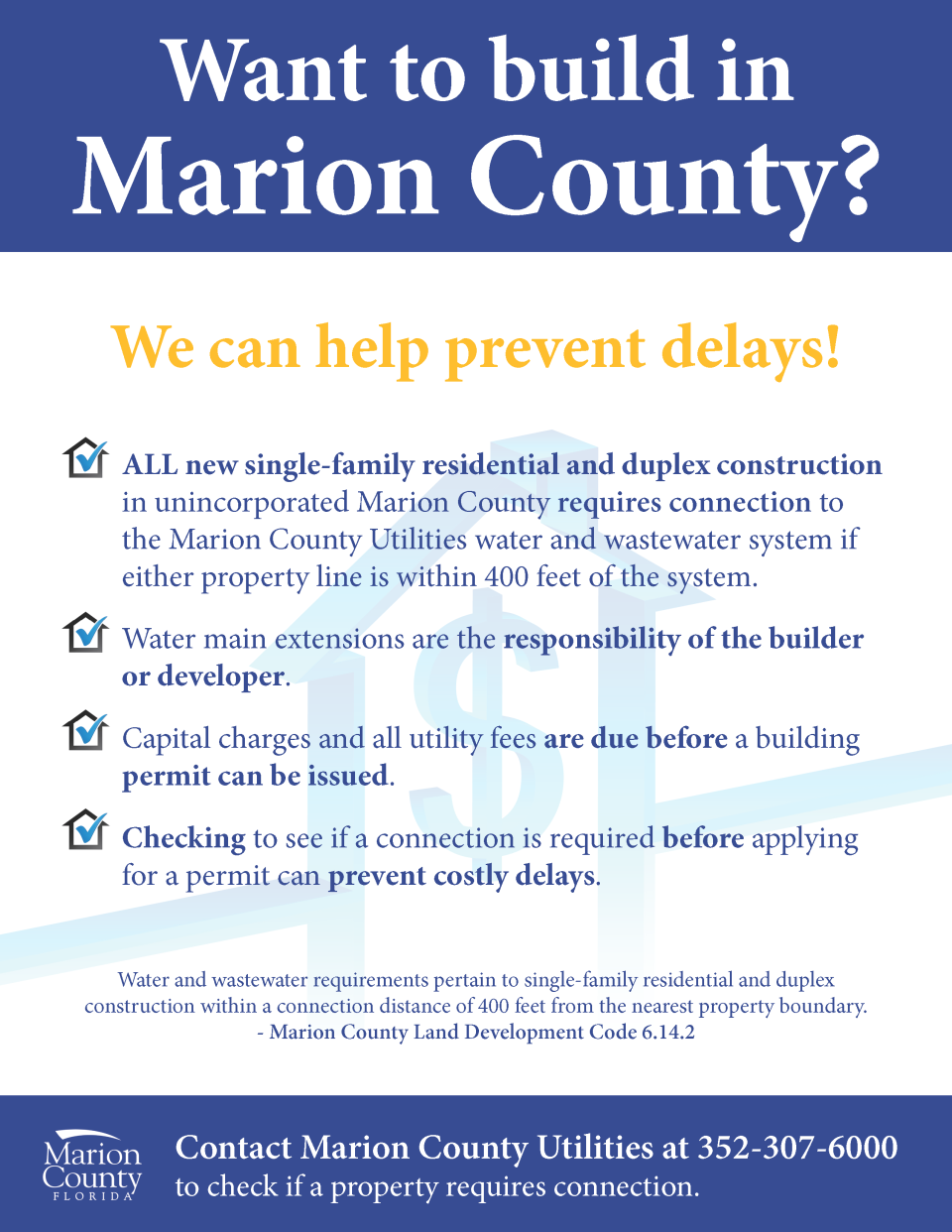 Permit and inspection information | Marion County, FL