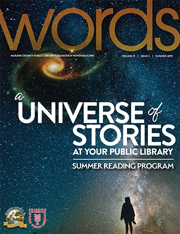 WORDS newsmagazine, summer 2019