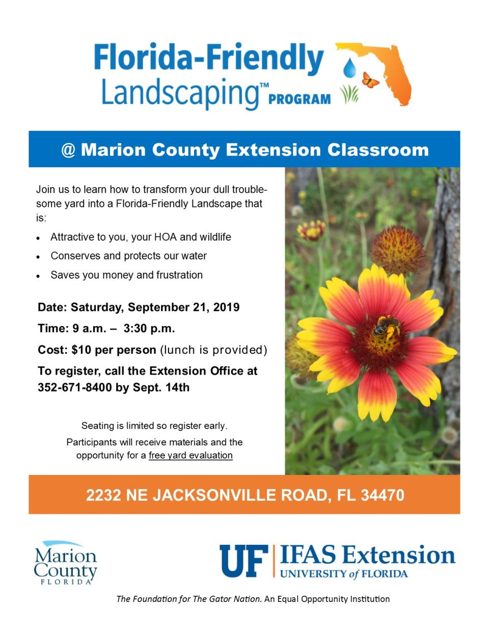 2019 FFL Workshop - Extension