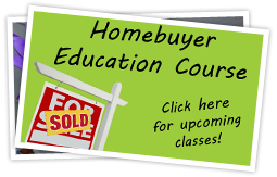 Homebuyer education course