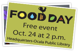 Food Day Oct 24