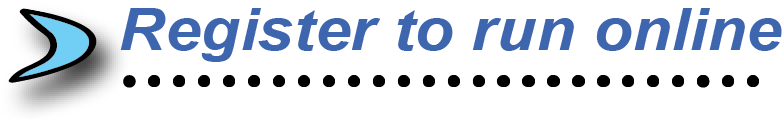 Register to run online