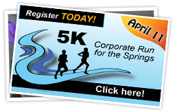 Corp Run April 11 Register TODAY