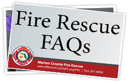 Fire Rescue FAQs spotlight