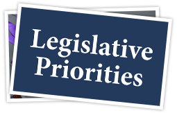 Legislative priorities spotlight
