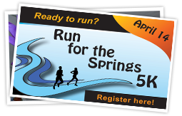 Run4Springs 2018 spotlight