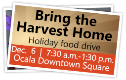 Bring the Harvest Home logo