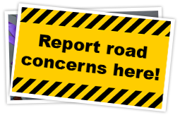 road concern graphic